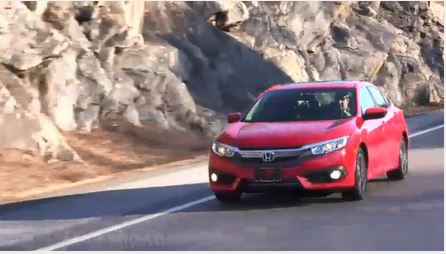 Honda Civic Sedan Video Test Drive Milwaukee