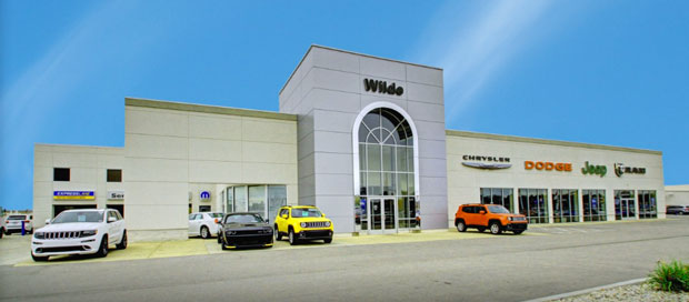 Wilde Chrysler Jeep Dodge Ram Milwaukee - Chrysler jeep dodge dealer