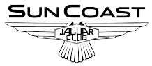 sun coast Jaguar Club Sarasota Logo
