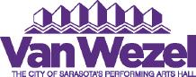 Van Wezel Sarasota Logo