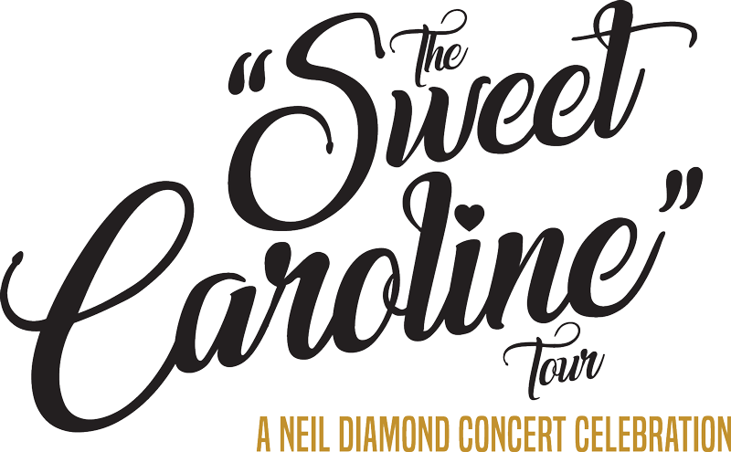 The Sweet Caroline Tour Sarasota Logo
