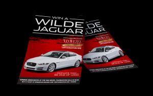 Win a Wilde Jaguar Sarasota Poster