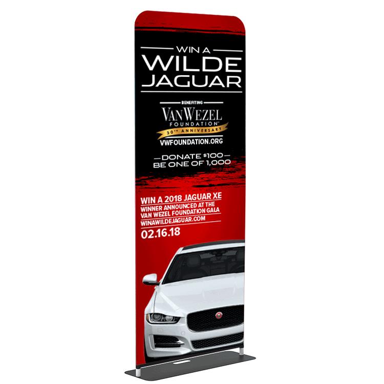 Win a Wilde Jaguar Sarasota Banner