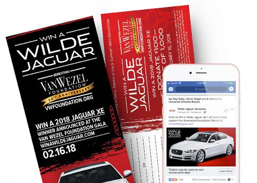 Wilde Jaguar Sarasota Win a Wilde Jaguar